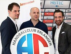 Mit Gorazd Skof kommt ein international erfahrener Torwart zum HC Erlangen