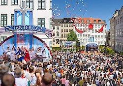 Neues Gebäude der Scientology Kirche in Kopenhagen eingeweiht