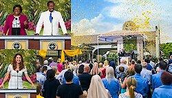 Scientology Missionsgebäude in Baton Rouge eingeweiht