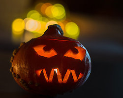 Am 31. Oktober ist Halloween