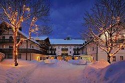 Wundervolle Winterzeit im Berghotel Maibrunn