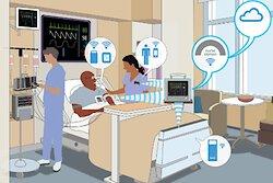 Healthcare IoT for Smart Medical Revolution