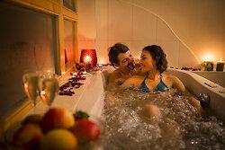 Wellness für zwei – mit eigenem Wellnessbereich in der Suite!