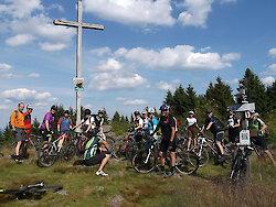 Mountainbiken in Sankt Englmar